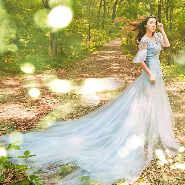 二次会ドレス パーティードレス ロングドレス イブニングドレス